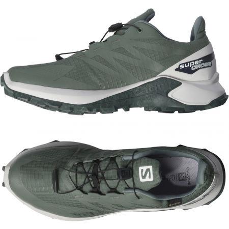 Pánská trailová obuv - Salomon SUPERCROSS BLAST GTX - 5