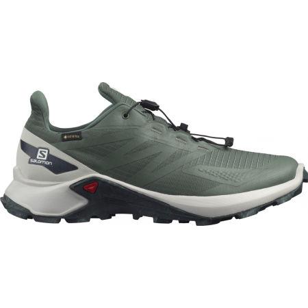 Pánská trailová obuv - Salomon SUPERCROSS BLAST GTX - 2