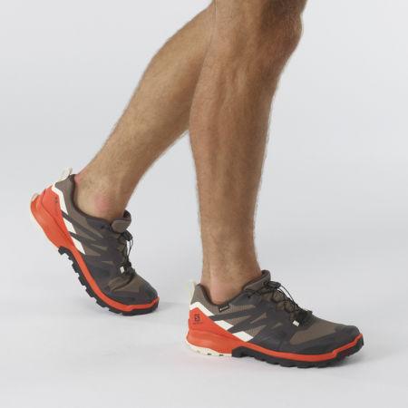 Pánská trailová obuv - Salomon XA ROGG GTX - 5