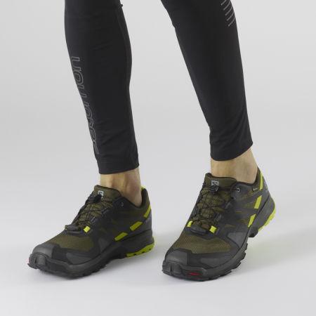 Pánská trailová obuv - Salomon XA ROGG GTX - 4