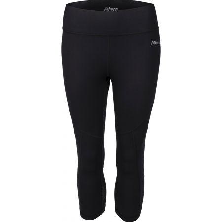 Fitforce SLOANE - Dámské 3/4 fitness kalhoty