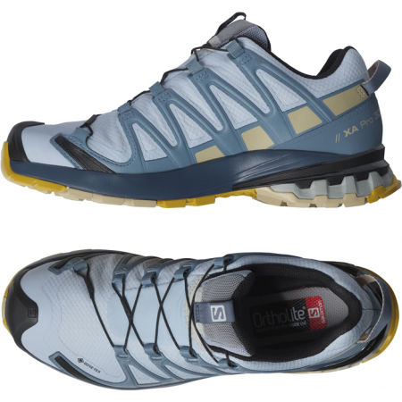 Dámská trailová obuv - Salomon XA PRO 3D V8 GORE TEX W - 6