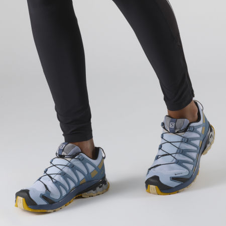 Dámská trailová obuv - Salomon XA PRO 3D V8 GORE TEX W - 8