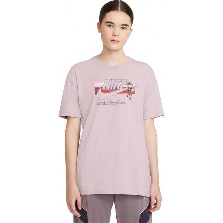 Nike NSW TEE SS COLLAGE W - Dámské tričko