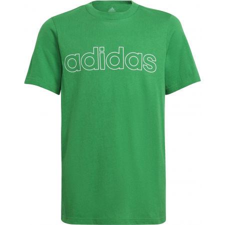 adidas LIN TEE - Chlapecké tričko