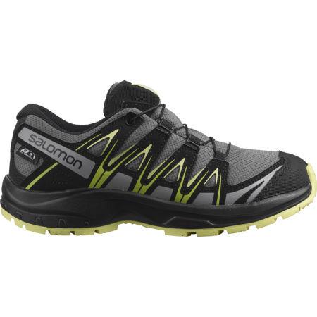 Salomon XA PRO 3D CSWP J - Juniorská outdoorová obuv