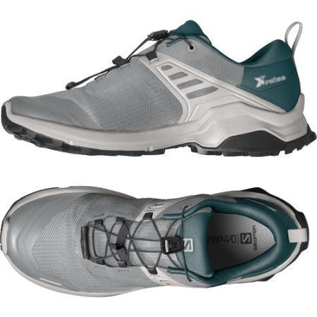 Pánská treková obuv - Salomon X RAISE GTX - 4