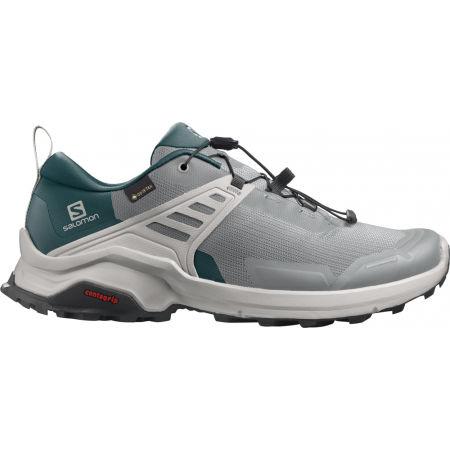 Pánská treková obuv - Salomon X RAISE GTX - 2