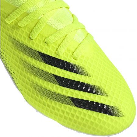 Dětské lisovky - adidas X GHOSTED.3 FG J - 8