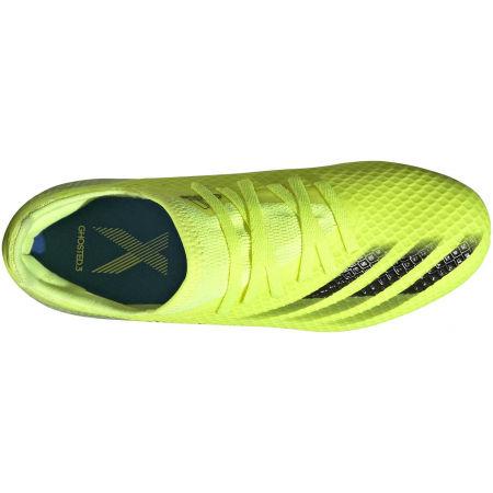 Dětské lisovky - adidas X GHOSTED.3 FG J - 4