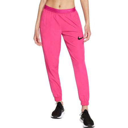Nike SWOOSH RUN TRK PANT W - Dámské běžecké kalhoty
