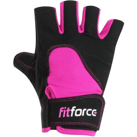 Dámské fitness rukavice - Fitforce K8 - 1