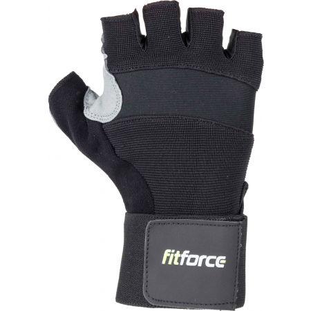 Fitforce FITNESS RUKAVICE - Rukavice na fitness