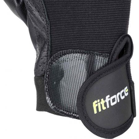 Fitness rukavice - Fitforce PFR01 - 3
