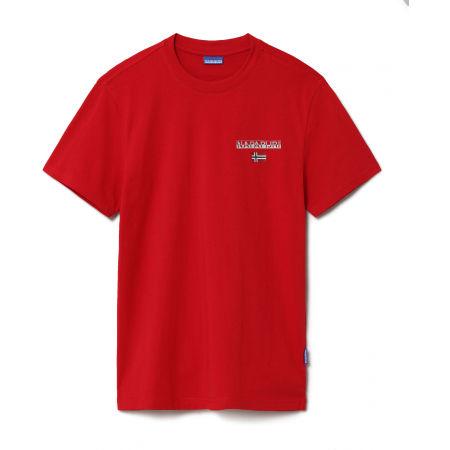 Napapijri S-ICE SS 1 - Pánské tričko