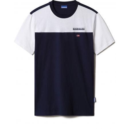 Napapijri S-ICE SS CB - Pánské tričko