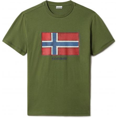 Napapijri SIROL SS - Pánské tričko