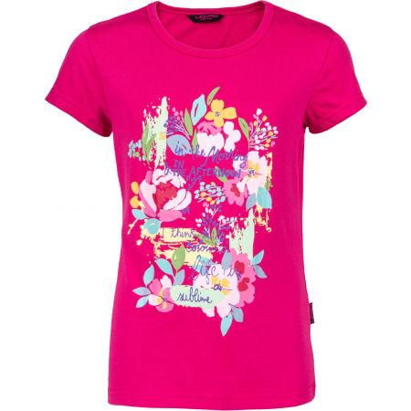 Dívčí triko - Lewro TEXANA - 1