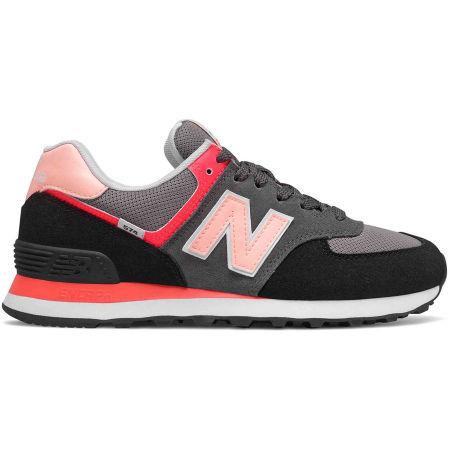 New Balance WL574ST2 - Dámská volnočasová obuv