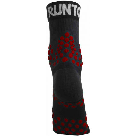 Kompresní sportovní ponožky - Runto TRAIL - 3
