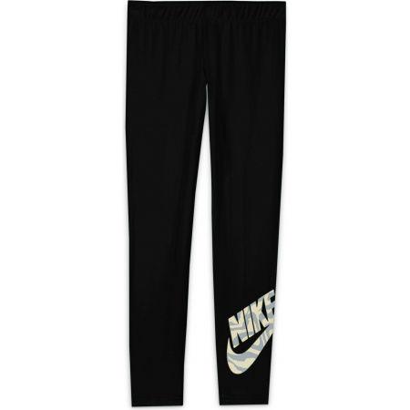Nike NSW FAVORITES GX LGGNG FILL G - Dívčí legíny