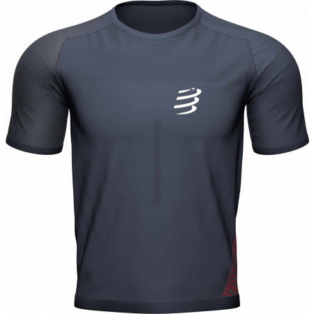 Compressport PERFORMANCE SS TSHIRT M - Pánské běžecké triko