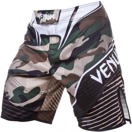 Venum CAMO HERO FIGHTSHORTS - Pánské sportovní kraťasy