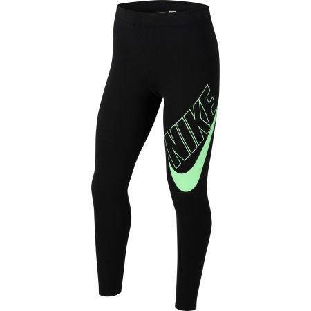 Nike NSW FAVORITES GX LEGGING G - Dívčí legíny