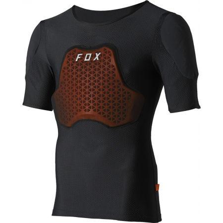 Fox BASEFRAME PRO - Pánské triko s integrovaným chráničem hrudi a zad