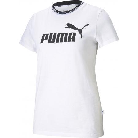 Puma AMPLIFIED GRAPHIC TEE - Dámské triko
