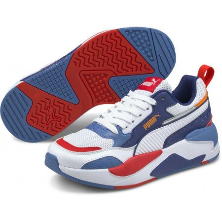 Puma X-RAY 2 SQUARE JR - Juniorská sportovní obuv