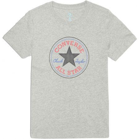 Converse CHUCK PATCH NOVA TEE - Dámské tričko