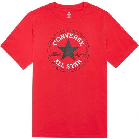 Converse CHUCK PATCH TEE - Pánské triko
