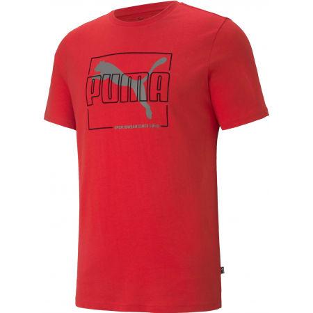 Puma FLOCK TEE - Pánské triko