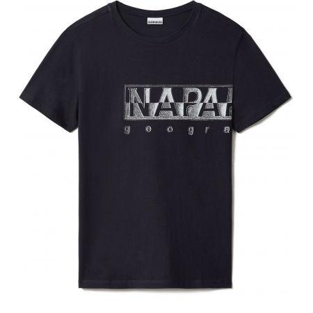 Napapijri SALLAR LOGO - Pánské tričko