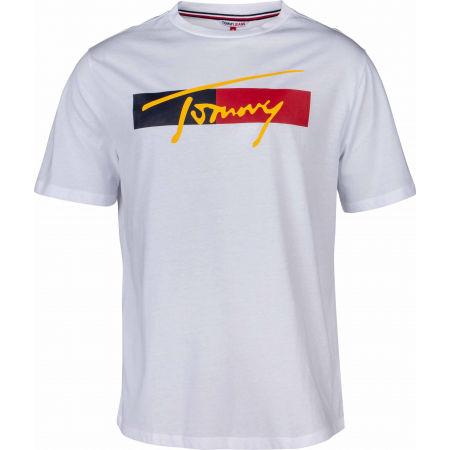 Tommy Hilfiger DROP SHOULDER TEE - Pánské tričko