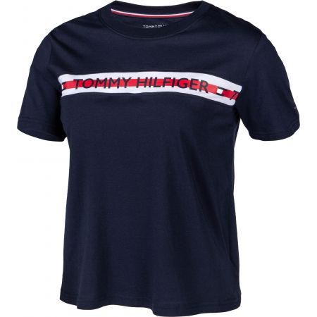Dámské tričko - Tommy Hilfiger SS TEE - 2