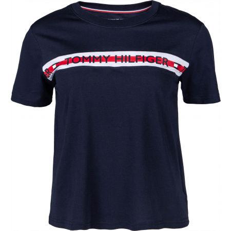 Tommy Hilfiger SS TEE - Dámské tričko