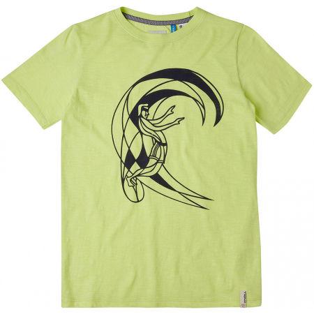 O'Neill LB CIRCLE SURFER SS T-SHIRT - Chlapecké tričko