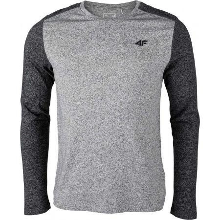 4F MEN´S LONGSLEEVE - Pánské tričko