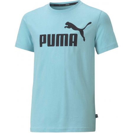 Puma ESS LOGO TEE B - Chlapecké triko