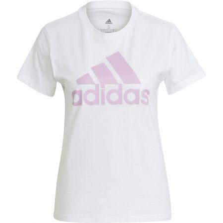 adidas BL TEE - Dámské tričko