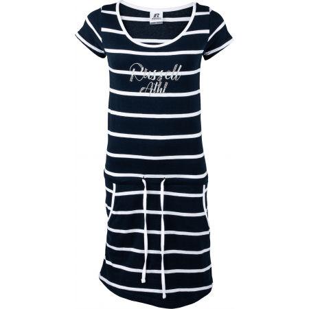 Russell Athletic ŠATY DÁMSKÉ PRUHY - Dámské šaty