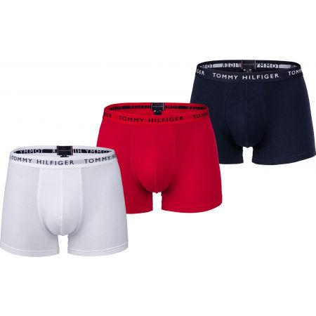 Tommy Hilfiger 3P TRUNK - Pánské boxerky