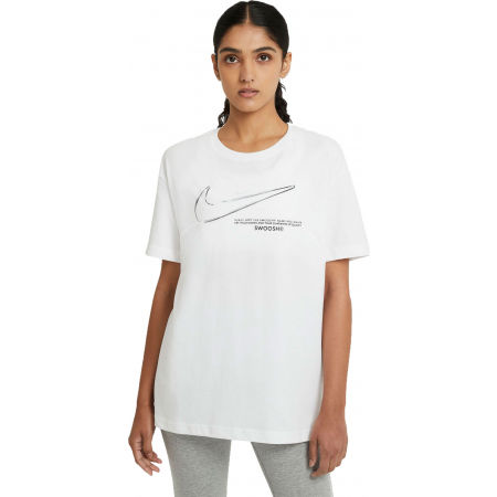 Nike NSW TEE BOY SWOOSH W - Dámské tričko