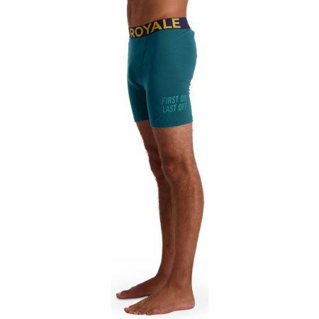 MONS ROYALE HOLD'EM - Pánské boxerky z merino vlny