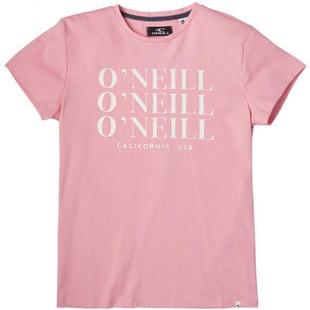 O'Neill LG ALL YEAR SS T-SHIRT - Dívčí tričko