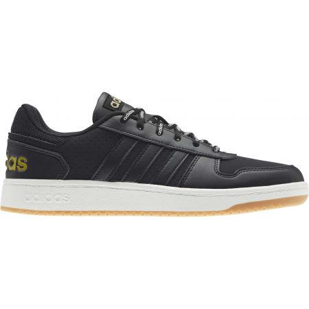 adidas HOOPS 2.0 - Pánské volnočasové boty