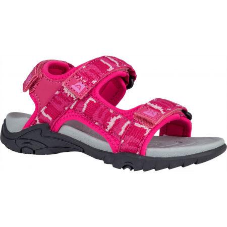 ALPINE PRO SANTIAGO - Dětské sandály