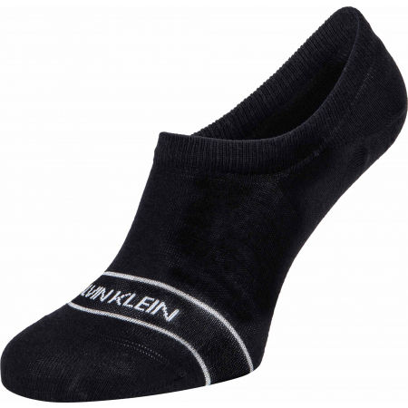 Dámské ponožky - Calvin Klein WOMEN LINER 2P SPARKLE STRIPE ALICE - 4
